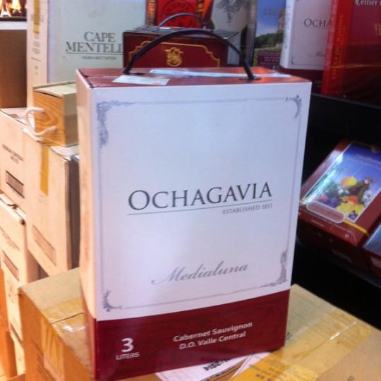 Ochagavia